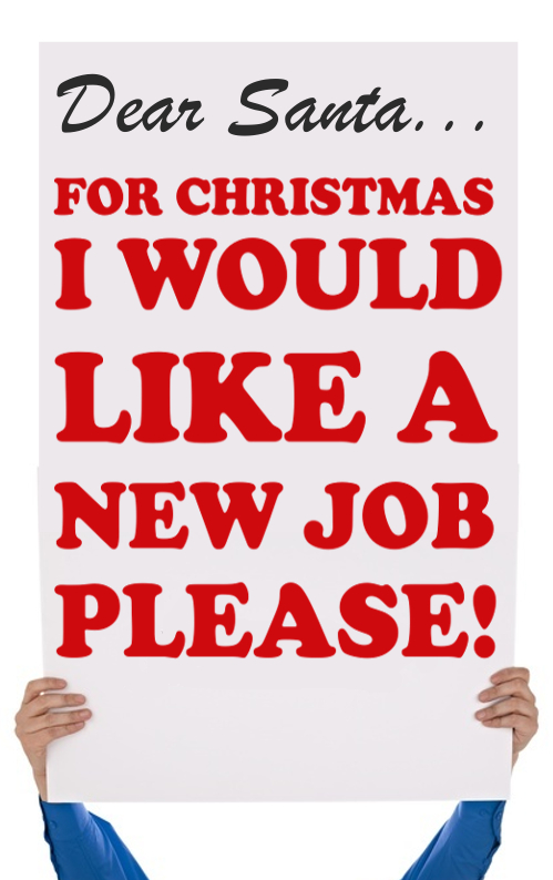 Image result for new job for christmas